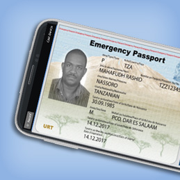 Mobile Travel Documents