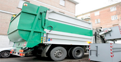 AMCS Group Waste Management Case Study