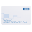 1450 HID FlexSmart MIFARE DESFire EV1 Smart Card