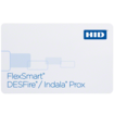 FPDXI FlexPass® DESFire & Indala® Proximity Smart Card