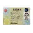 Polycarbonate ID Card