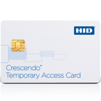 Crescendo Temporary Access Card