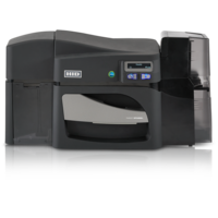 HID® FARGO® DTC4500e Plastic Card Printer & Encoder
