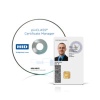 pivCLASS® Certificate Manager - Government Access Control