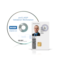 pivCLASS Validation Workstation - PIV Credential Verification