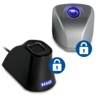 HID® Lumidigm® Secure Line USB Desktop Fingerprint Reader