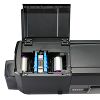 HID® FARGO® DTC5500LMX ID Card Printer and Laminator