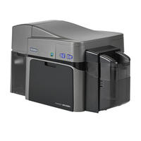 HID® FARGO® DTC1250e ID Direct-to-Card Double Sided Printer & Encoder