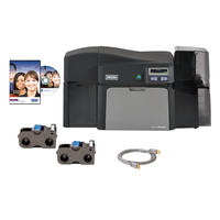 HID® FARGO® DTC4250e ID Card Printer & Encoder bundle