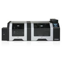 Front of HID® FARGO® HDP8500 Industrial & Government ID Card Printer & Encoder with lamination
