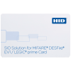 293/296 SIO solution for MIFARE DESFire EV1