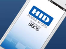 HID Mobile Access on smartphone
